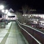 夜の鎌取駅