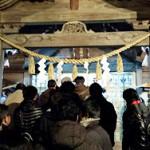 おゆみ野日枝神社の初詣