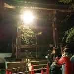 おゆみ野泉蔵寺の除夜の鐘